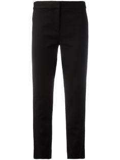DIANE VON FURSTENBERG Slim-Fit Tailored Trousrs. #dianevonfurstenberg #cloth #trousrs