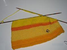 Skapa och Inreda: Tre små stickade koftor Baby Knitting Patterns, Knitted Hats, Barn, Fashion, Moda, Converted Barn, La Mode, Knit Caps, Barns