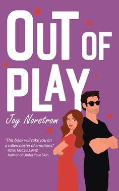 Loving the new cover! Created by Book Cover Love to celebrate the second edition of Out of Play. Join Gillian and Ralph as rhey tackle the fun—and not so fun—challenges life throws at you. Communication Problems, Fiction Novels, Fun Challenges, Book Club Books, Live Action, Helping Others, Free Books, Author, Joy