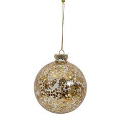 Julekule Gullstjerne | Kremmerhuset
