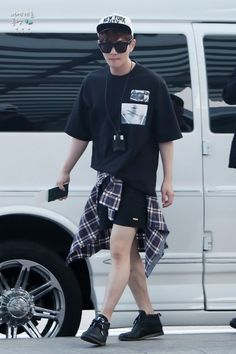 Onew ' Incheon Airport ③ ' // 150815