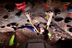 indoor rock climbing photography - Google Search