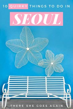 Looking for some fun, quirky things to do in Seoul, Korea? Here's a fun, quick list to help you plan your travels! Seoul Korea Travel, South Korea Seoul, Asia Travel, Wanderlust Travel, Travel Tips, Travel Destinations, Travel Activities, Fun Activities, Stuff To Do