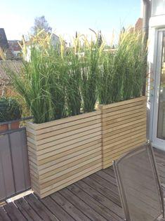 80 Inspiring Cheap Backyard Privacy Fence Design Ideas - Page 4 of 84 Garden Privacy, Backyard Privacy, Backyard Patio, Fence Garden, Privacy Planter, Balcony Privacy, Backyard Ideas, Privacy Trees, Private Patio Ideas