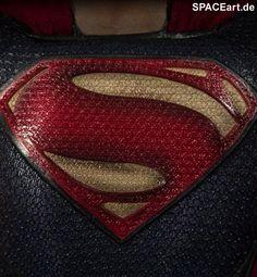 Man of Steel: Superman, Statue / Premium Format Figur ... http://spaceart.de/produkte/sm005.php