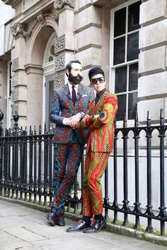 Dent de Man - is a menswear brand with the core purpose of providing sartorial elegance through classic African printed suits and trousers. Men's Fashion Brands, Fashion Mode, Suit Fashion, Mens Fashion, Fashion Styles, Fashion Ideas, Fasion, Style Fashion, African Inspired Fashion