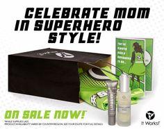 Www.danisgreens.myitworks.com Mothers Day gift set!! $49!
