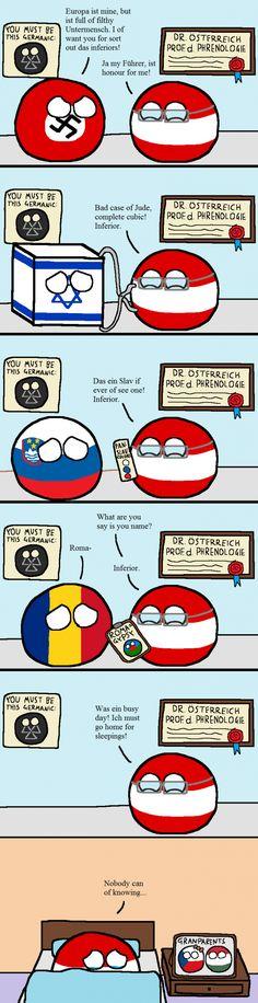Dr. Österreich   Polandball Comics