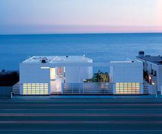 Beach+House,+Malibu,+California