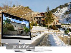 Ofrecemos nuestro servicio de diseño de páginas web en Setcases. Diseño web personalizado y a medida. Más información www.jmwebs.net o Teléfono 935160047