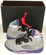 info for f78f0 5a394 Nike AIR JORDAN 5 V RETRO BEL AIR Fresh Prince SIZE 10.5 NEW with BOX -  Boltr