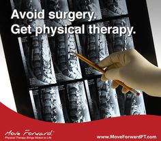 Before undergoing surgical spinal fusion, patients with degenerative disk disease should try physical therapy first.