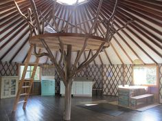 Check out this awesome listing on Airbnb: Mango Tree - Yurts for Rent in Pāhoa
