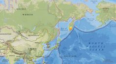 A strong, deep 7.0-magnitude earthquake rocked Russia's far eastern Kamchatka peninsula on Saturday, the US Geological Survey reported. The quake hit 106 k