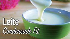 Como fazer leite condensado fit / diet