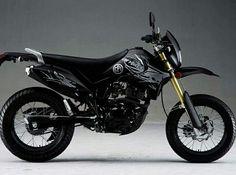 200cc Dirt Bike-CPI MOTOR CO
