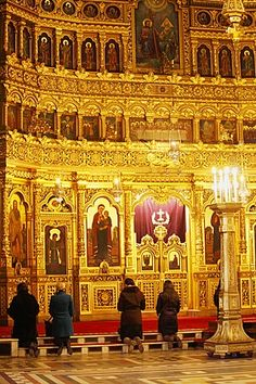Catedral ortodoxa Hierachs, Timisoara, Banat, Rumania