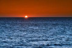 'Sunset' van Richard Marks voor aan de muur.