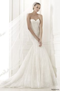 Pronovias 2015 Pre-Collection Wedding Dresses | | iondecorating