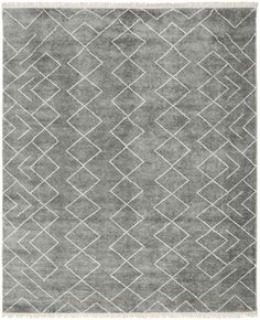 East Urban Home Contemporary Gray/Black Area Rug Rug Size: Square Navy Blue Area Rug, White Area Rug, Beige Area Rugs, Outdoor Area Rugs, Rug Size, Primary Colors, Contemporary, Indoor, Home