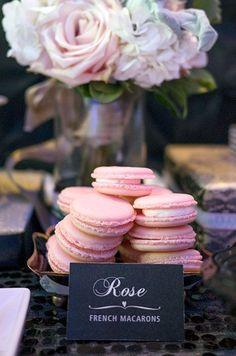 Ana Rosa ~ French Macarons