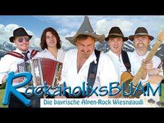 Oktoberfest live - die Rockaholixs Buam live auf der Wiesn - YouTube