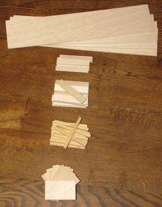 montessori fait maison:Tables de Séguin - découpes