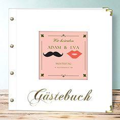 Hochzeitsgästebuch Moustache, Zartes Rosa sendmoments http://www.amazon.de/dp/B00XHXK4C6/ref=cm_sw_r_pi_dp_uxFDvb0BR8YRN