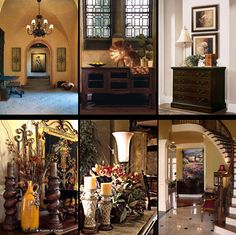 tuscan decor images | Foyer Decorating Ideas Foyer Pictures Images Foyer Furniture