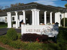 Milwaukee's best romantic restaurant, 2013: Lake Park Bistro