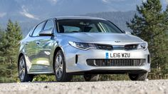 That's the UK version too,but ftom the Optima PHEV. Tge electric midsize sedan will find many customers who are very interested for electric vehicles!