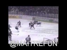 Hockey Goal - Nice Deke ! @maitrefun Hockey Goal, Of Montreal, Goals, Nice, Poster, Posters, Billboard