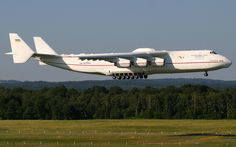 Worlds largest airplane
