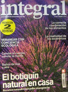 INTEGRAL  nº 404 (Agosto 2013)