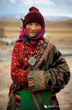 Tibet - washing the soul of the Holy Land