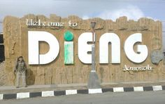 Welcome to DIENG, Wonosobo. #Indonesia