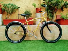 Restaurada y actualizada. #bicicletasantiguas #tallerbicicletas #restauracion #vintage Cycling, Bicycle, Bicycle Types, Riding Bikes, Biking, Bike, Bicycle Kick, Bicycling, Bicycles