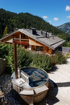 Flocons de Sel -Megeve, France Known primarily... | Luxury Accommodations