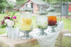 Summer Wedding Drink