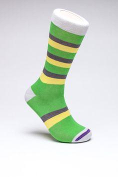 Zuriick Double Stripe Socks