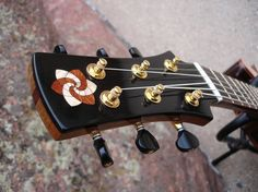 Custom Made Steel String Guitar