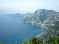 Sentiero degli Dei tra Agerola e Positano | Costiera Amalfitana