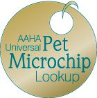 Microchip Search | AAHA Universal Pet Microchip Lookup... If you found a microchipped pet you can search it through this site