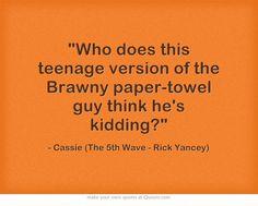 The 5th Wave (Rick Yancey)