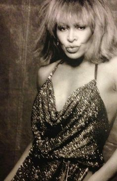 Tina Turner by Norman Seeff