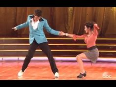 "DWTS Season 18 WEEK 9 : Meryl Davis & Maks - Jive - Dancing With The Stars 2014 ""5-12-14"" (HD)"
