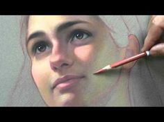 Pastel on Sennelier La Carte Sanded paper. If you like to learn about the colors…