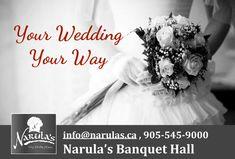 Narula's Banquet Hall St. Catharines