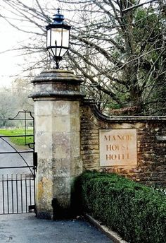 Manor House Hotel & Golf Club, Castle Combe England