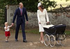 Pin for Later: Everything You Need to Know About the Pram Kate Middleton Pushed at Princess Charlotte's Christening Millson Collapsed in the Late 1960s And the prams are now collector's items with antique-lovers buying them up and painstakingly restoring them to their original condition.